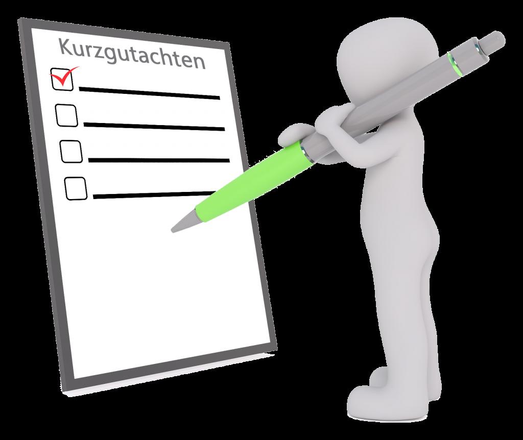 Kurzgutachten | SVB-Bauer - Ihr Kfz-Sachverständiger in Wiesbaden